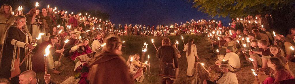 Vikinger i Vestfold og Telemark